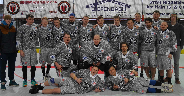 Deutsche Indoor Lacrosse Meisterschaft