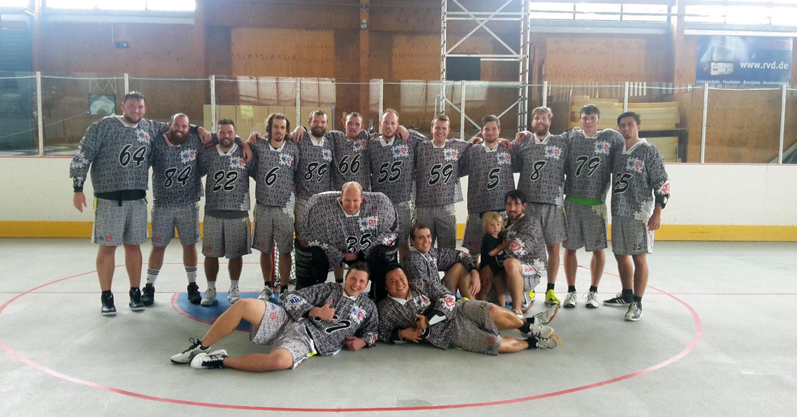 HaBibi dominiert erstes Spieltagwochenende der Indoor-Lacrosse- Liga-Nord!